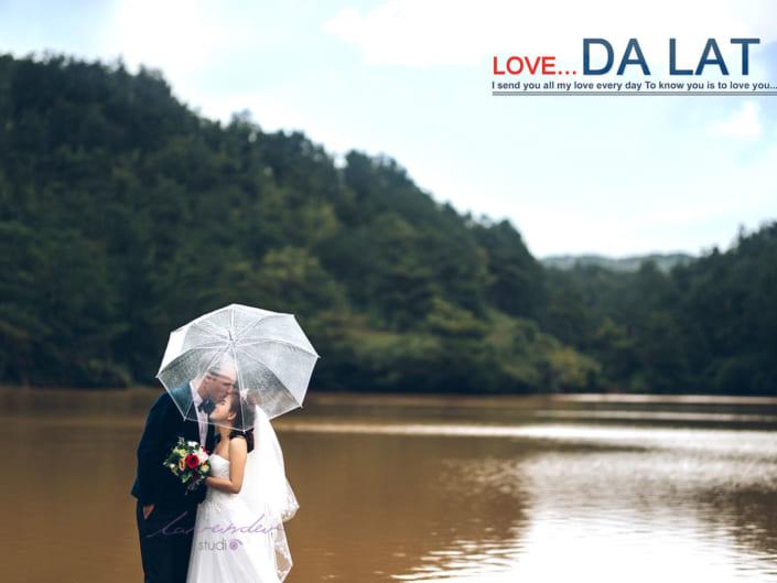 John- Thơm | Wedding Album Đà Lạt