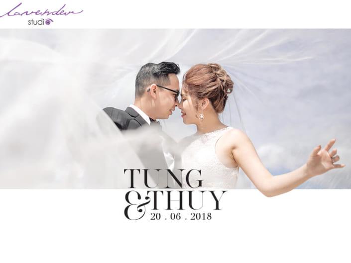 Tùng- Thuỳ| Wedding Album Đà Lạt