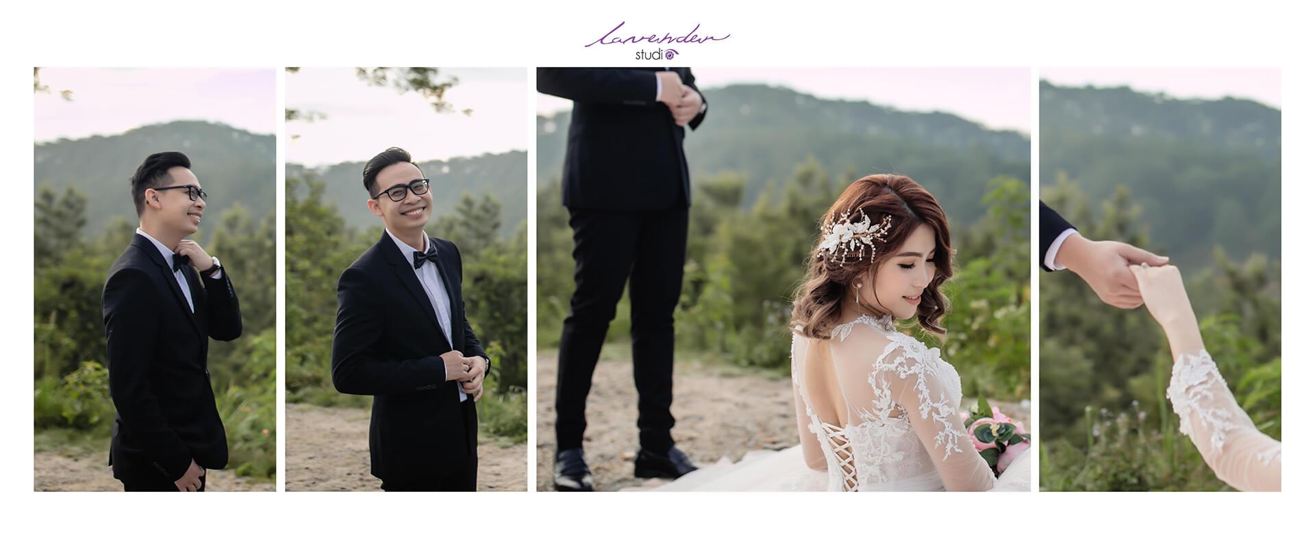 chụp hình cưới ở đà lạt| Tùng-Thuỳ